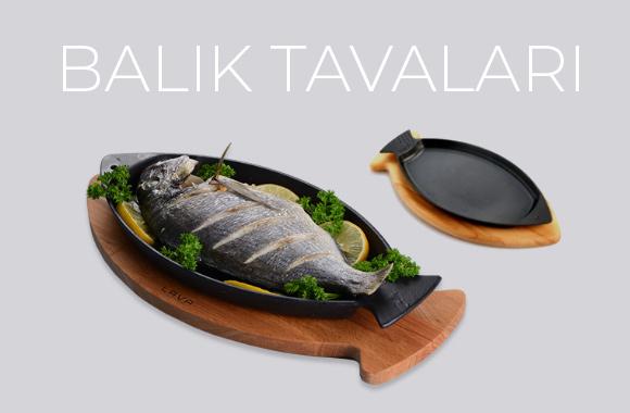 LAVA BALIK TAVALARI